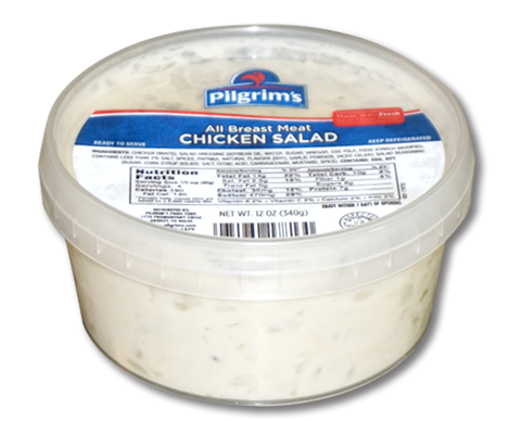 Chicken Salad packaged