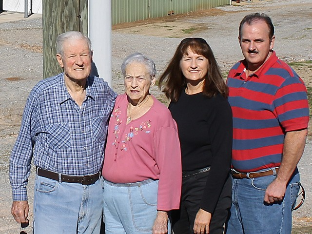 George Key Farm Owners