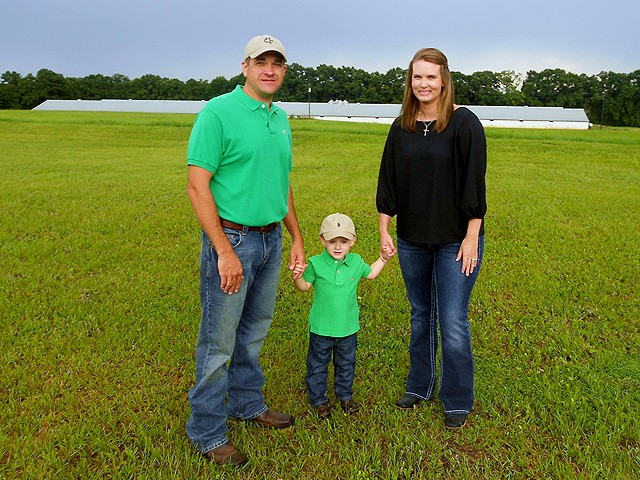 Hays Creek Farm owners