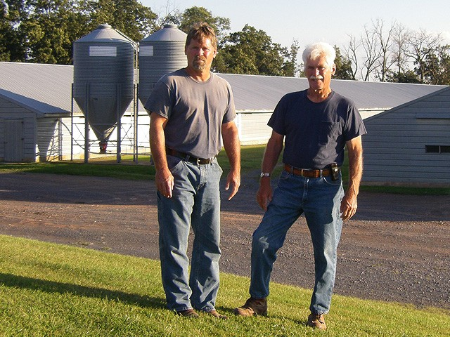 Koontz Family Farm owners
