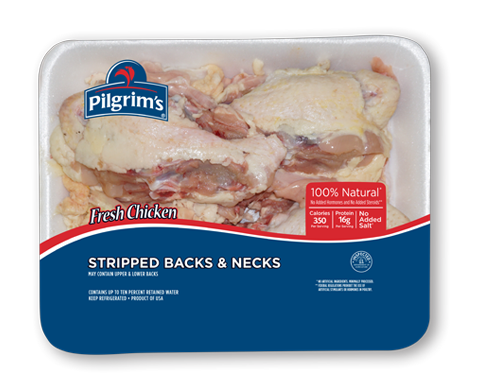 Image result for packs of chicken backs and necks